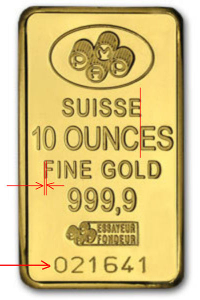 Gold Bar Serial Number Check : serial, number, check, Credit, Suisse, Walls