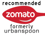 Newly created Zomato / previously UrbanSpoon logo