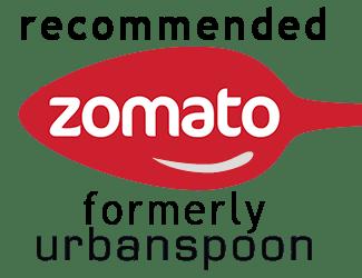 Newly created Zomato / previously UrbanSpoon logo