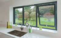 45+ Latest Aluminium Window Designs Pictures with Grill ...