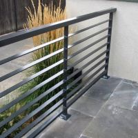 49+ Modern Balcony Grill & Railing Designs of Steel & Iron ...