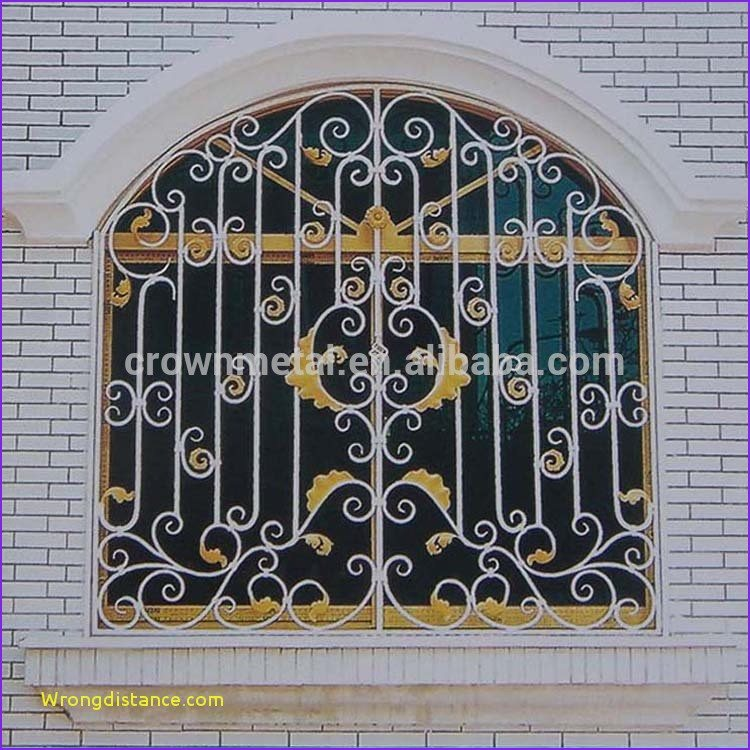 61+ Latest (Iron & Steel) Window Grill Design for Modern