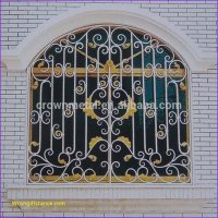 61+ Latest (Iron & Steel) Window Grill Design for Modern ...