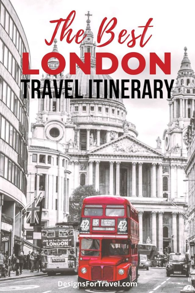 London Itinerary