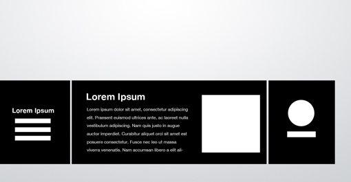 layoutideas 10 1 10 Ví Dụ về Thiết Kế Layout Rock Solid cho web