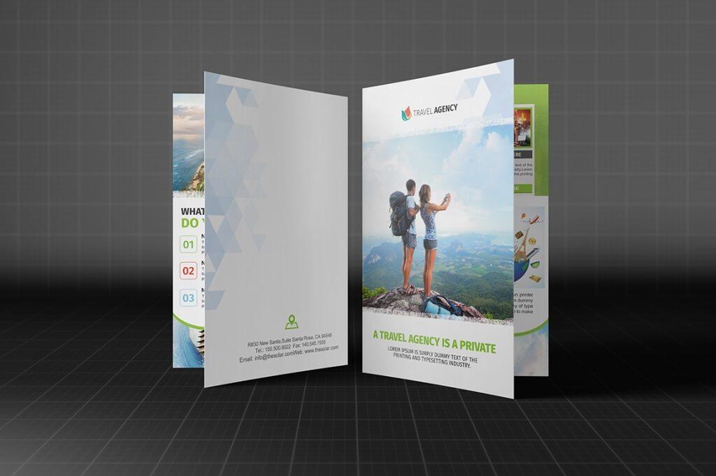 1 o 1 3 1024x681 - 70+ Modern Corporate Brochure Templates