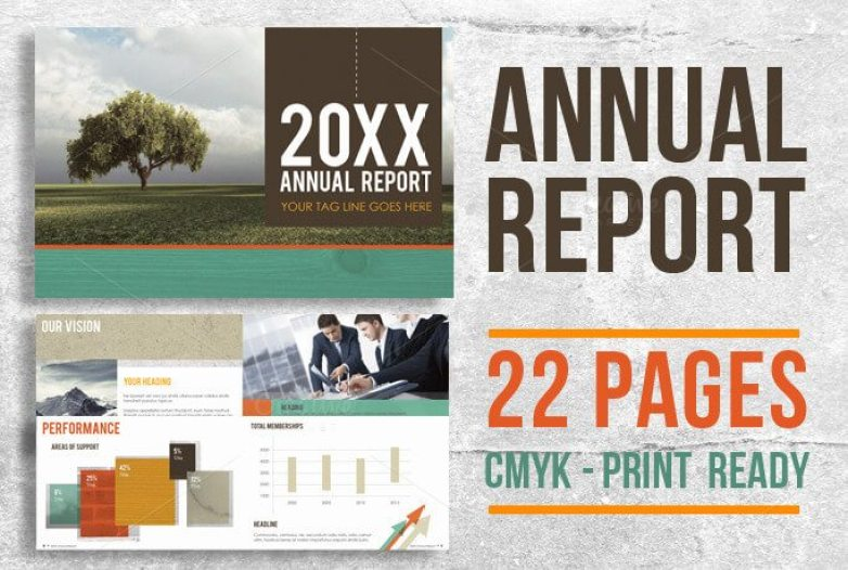 1 o 7 - 70+ Modern Corporate Brochure Templates
