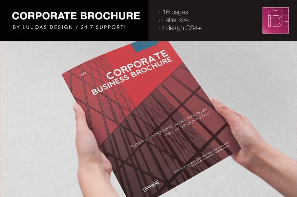 1 o 8 1024x681 - 70+ Modern Corporate Brochure Templates