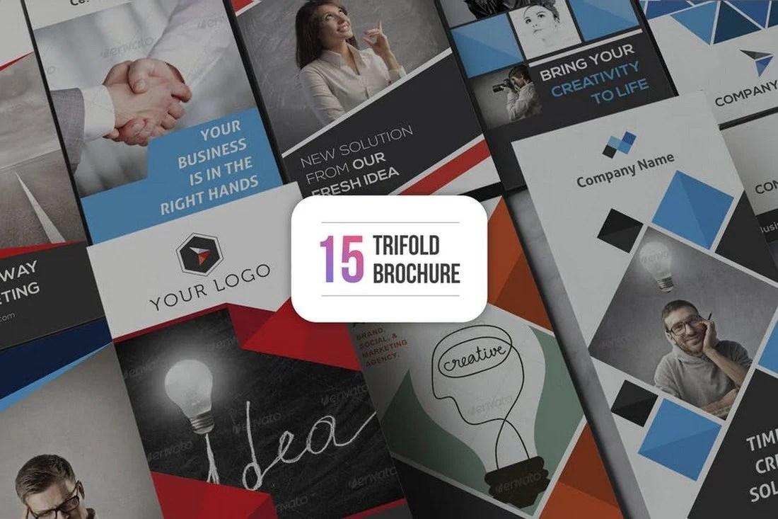 70+ Modern Corporate Brochure Templates 16