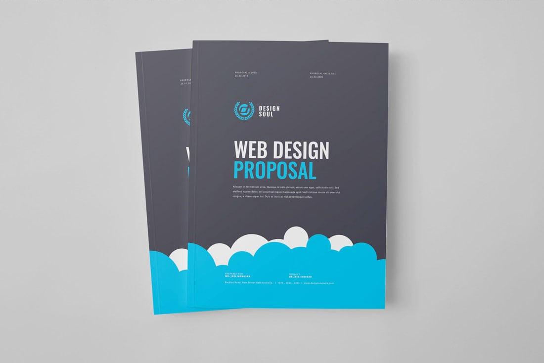 What Is A Web Design Proposal? (And How To Write One)   Freedom Of Creation