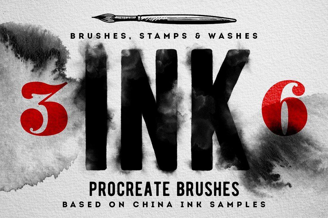 30+ Best Procreate Brushes 35