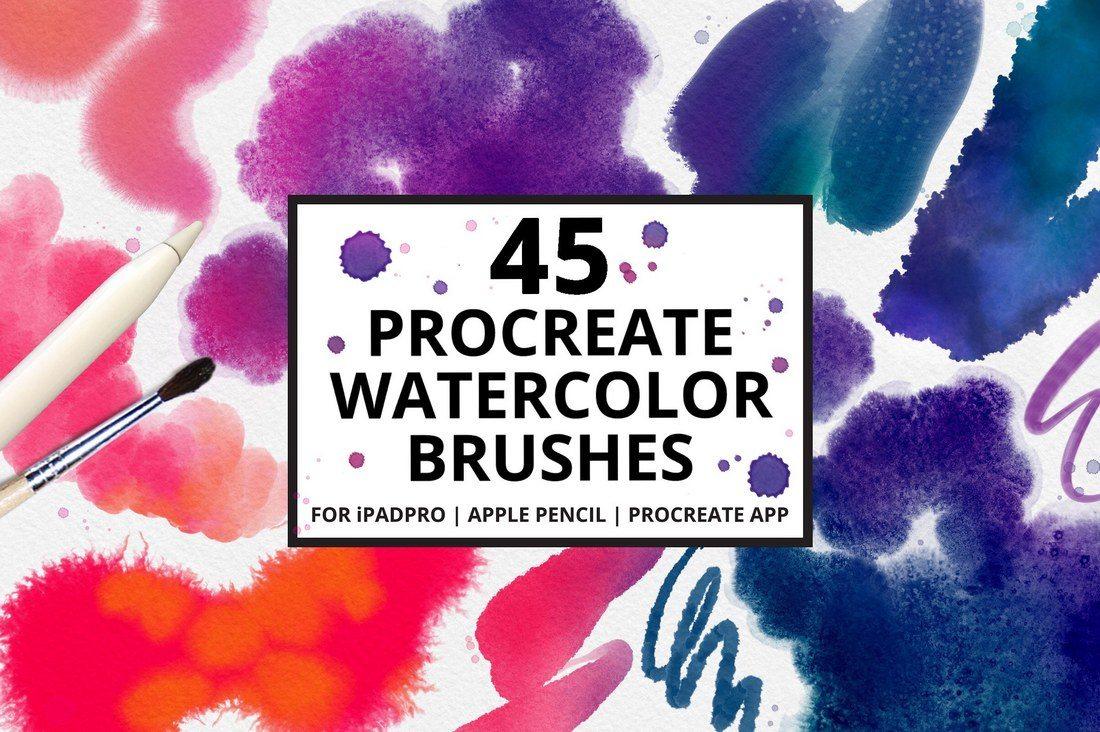 30+ Best Procreate Brushes 36