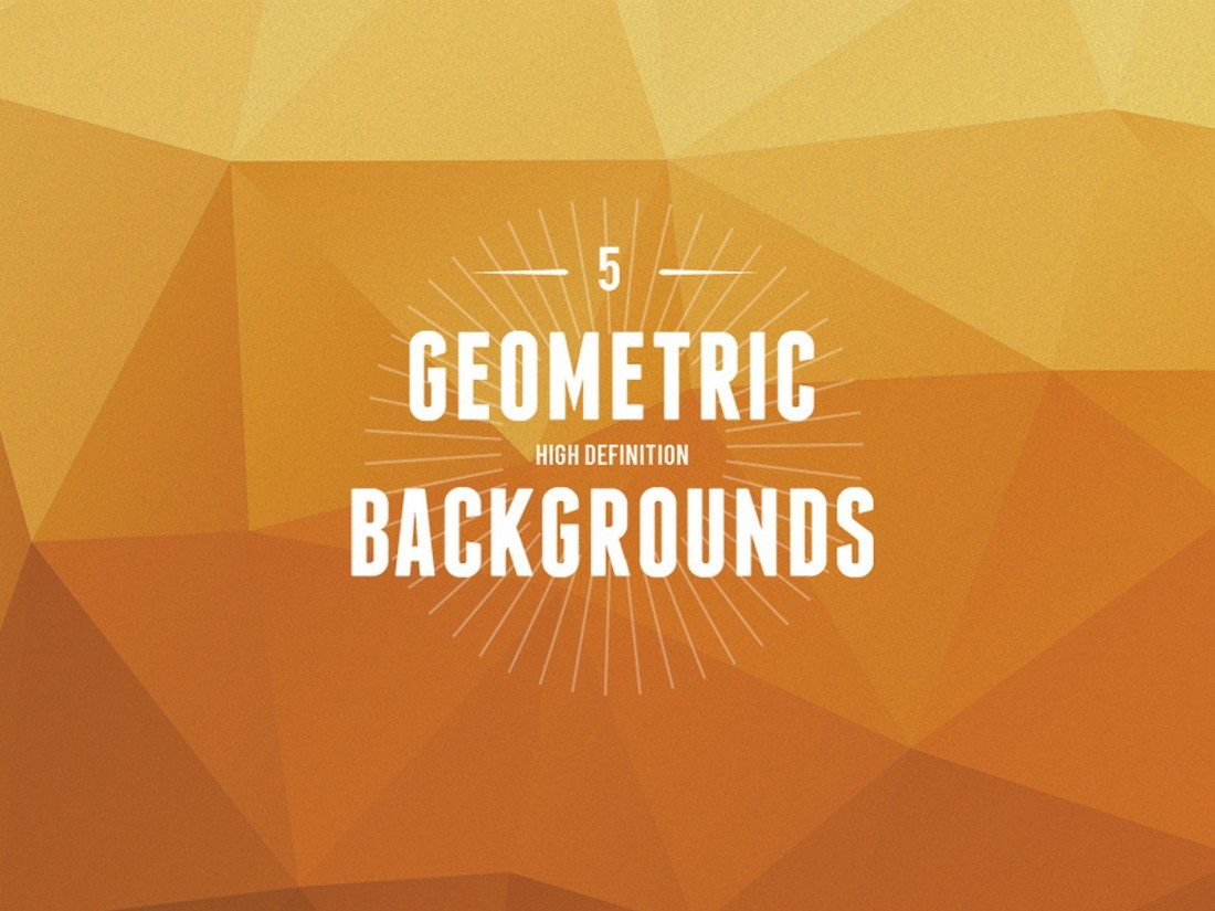 20+ Beautiful Geometric & Polygon Background Textures 59