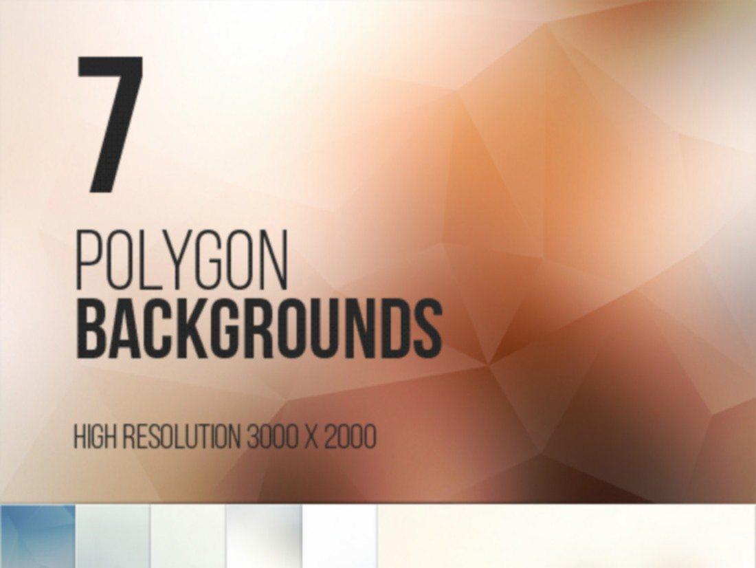 20+ Beautiful Geometric & Polygon Background Textures 69