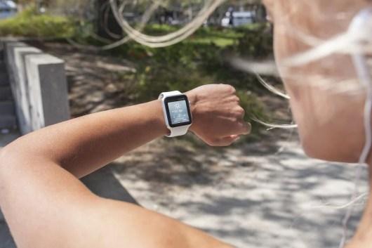 Apple Watch Fitness Mockup 1