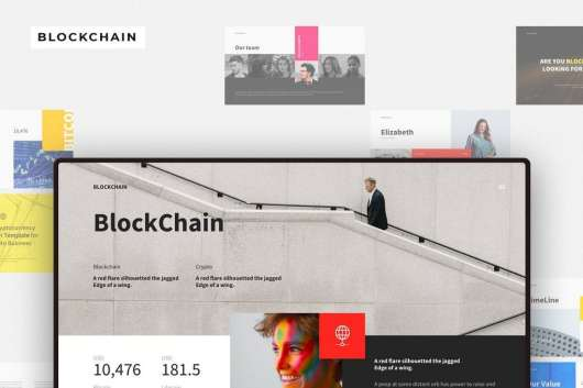 BLOCKCHAIN - Keynote Template