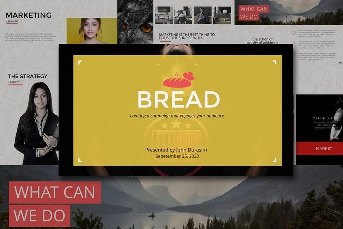60+ Beautiful, Premium PowerPoint Presentation Templates 38