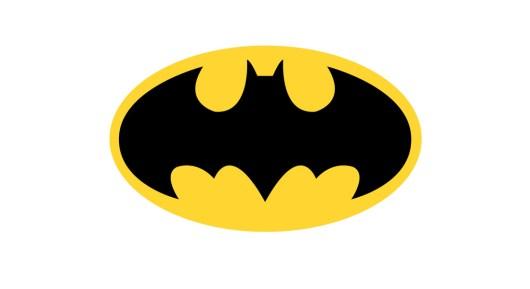 Batman Signal Logo Template
