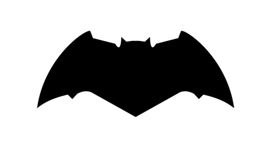 Batman v Superman Logo Template