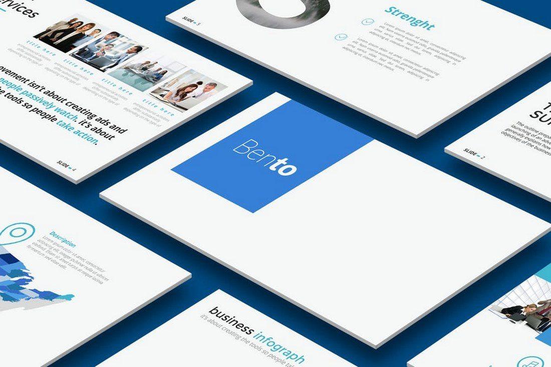 60+ Beautiful, Premium PowerPoint Presentation Templates 42