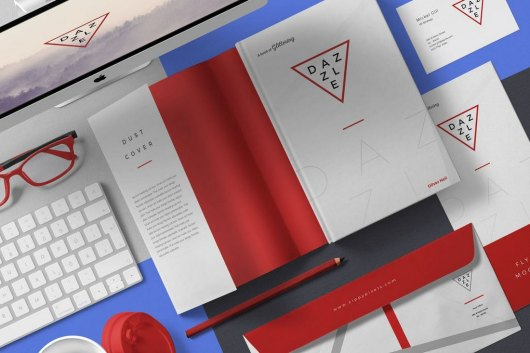 Book Cover Mockup Scenes Generator