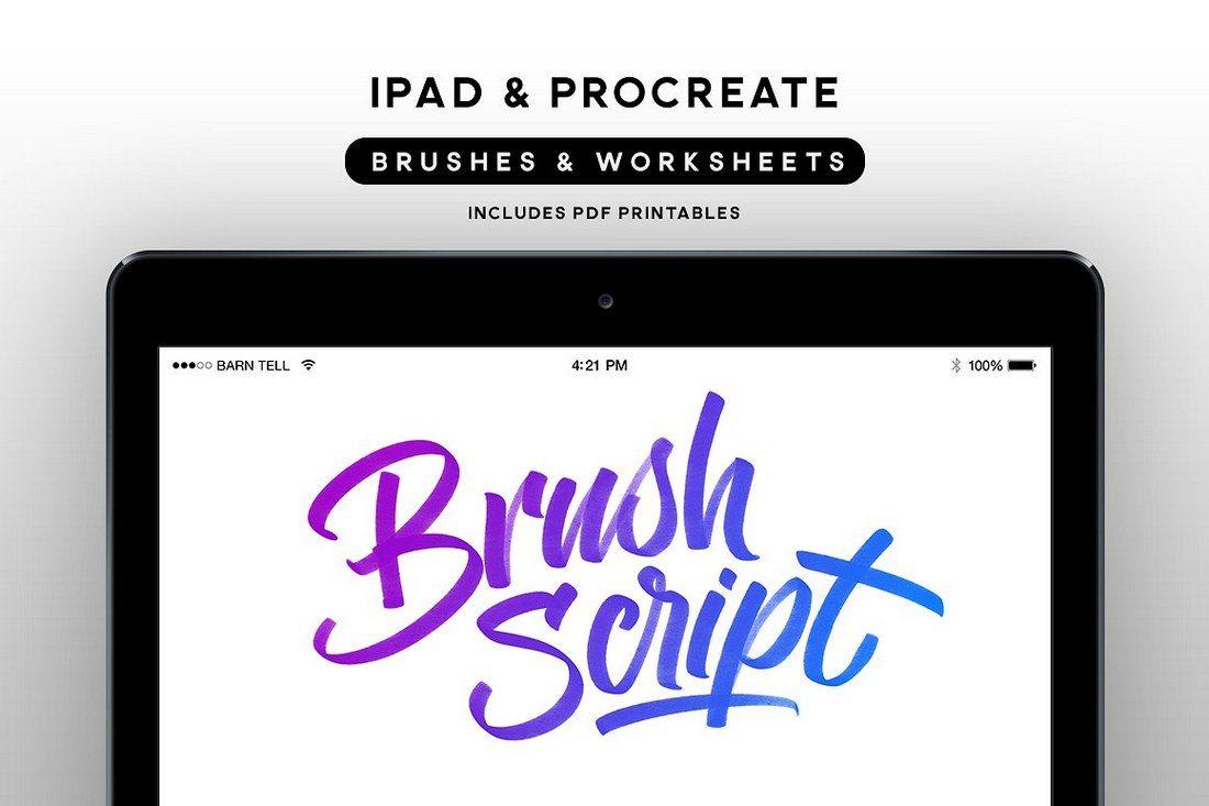30+ Best Procreate Brushes 33
