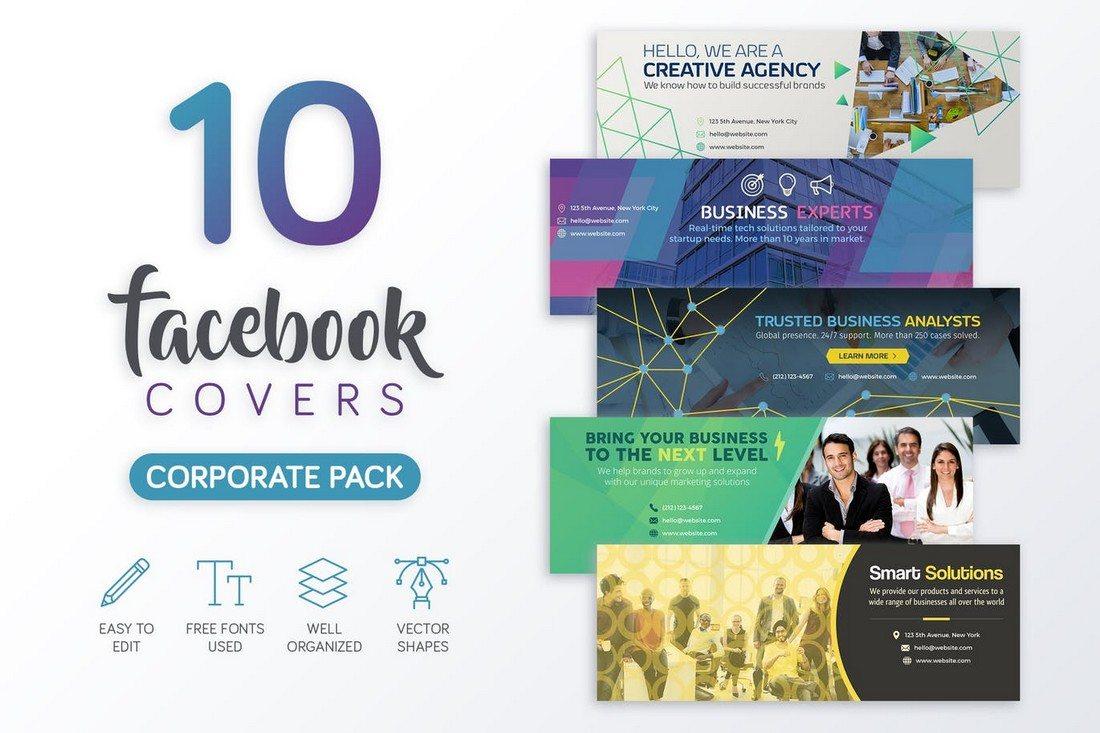 20 Best Facebook Cover & Post Mockups Design Shack