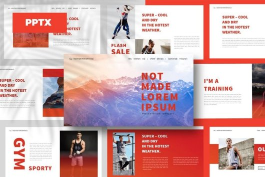 Creative Agancy - Keynote Template