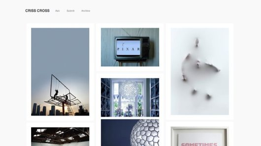Criss-Cross-Free-Tumblr-Theme