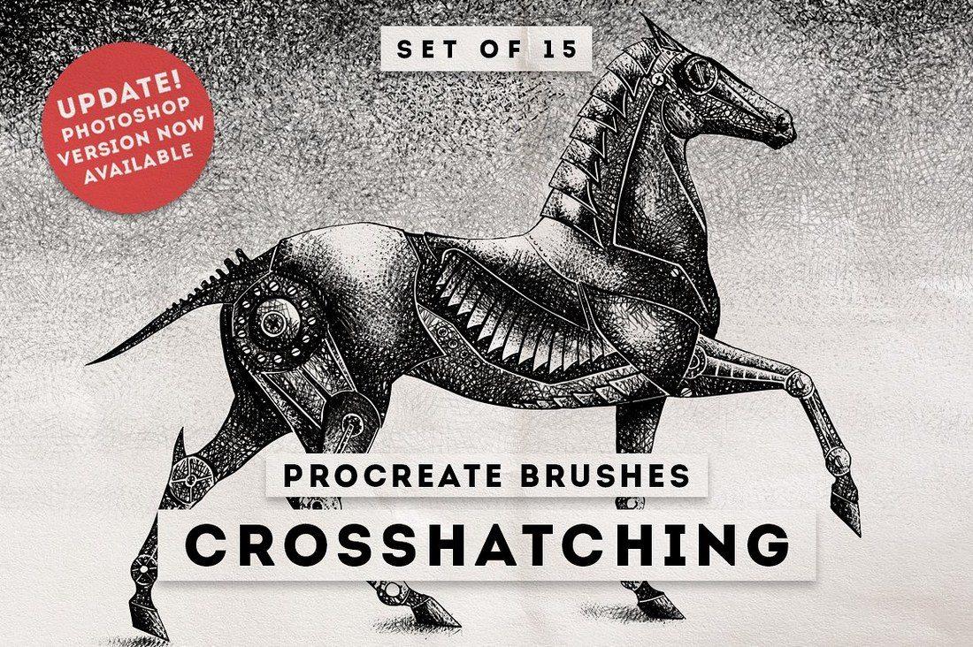 30+ Best Procreate Brushes 49