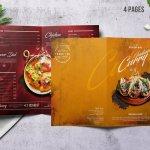 50 Best Food Drink Menu Templates Design Shack