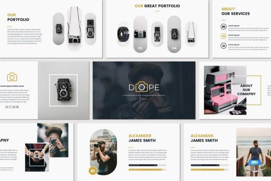 DOPE - Keynote Template