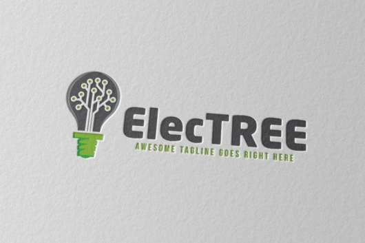 Electree Logo Template
