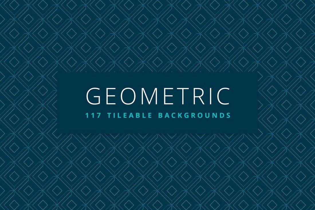20+ Beautiful Geometric & Polygon Background Textures 68