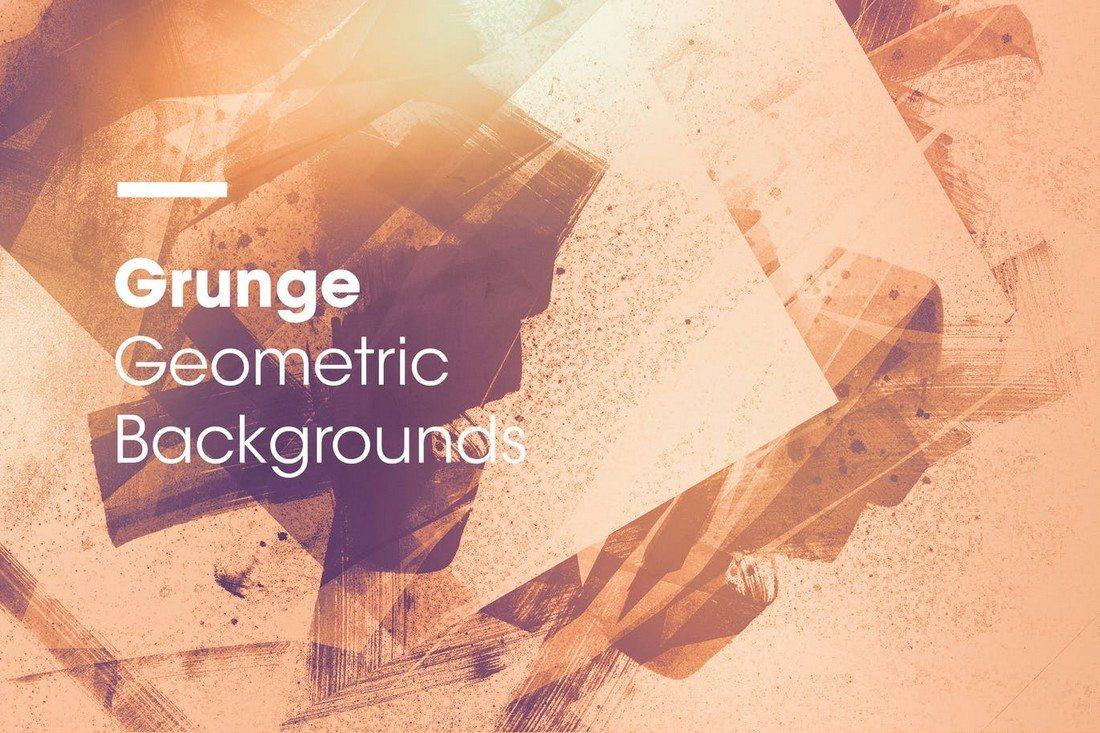 20+ Beautiful Geometric & Polygon Background Textures 62