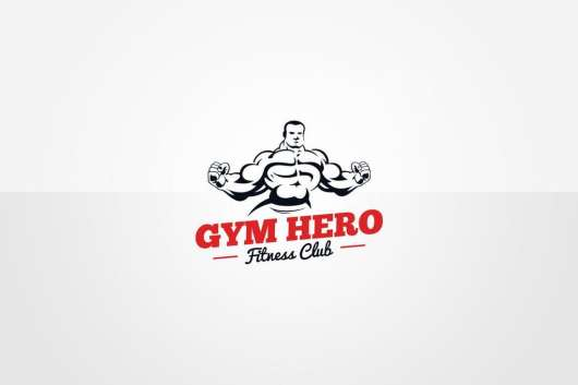Gym Logo Template