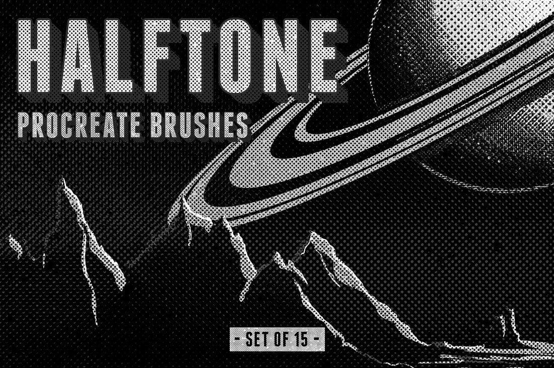 30+ Best Procreate Brushes 38