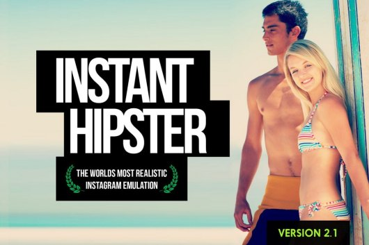 Instant Hipster – 27 Photoshop Instagram Filters