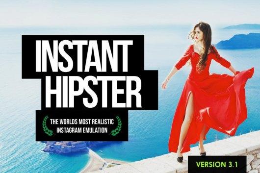 Instant Hipster Lightroom Presets