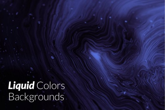 Liquid Watercolor Backgrounds