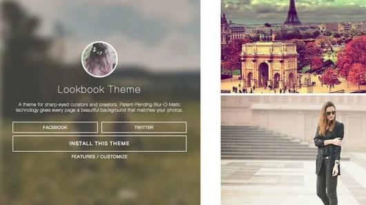 Lookbook-Free-Tumblr-Theme