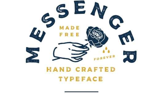 Messenger - Free Commercial Font