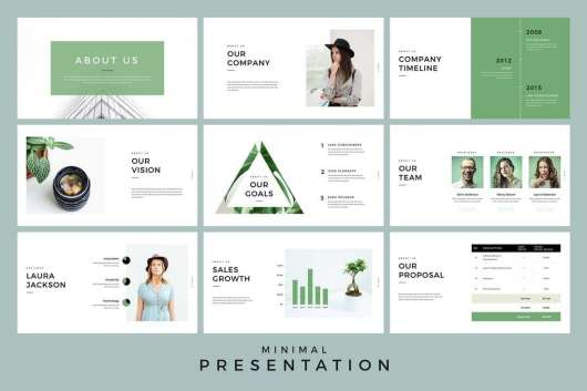 20 modern professional powerpoint templates irc web services