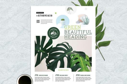 Modern Business Flyer & Poster Template