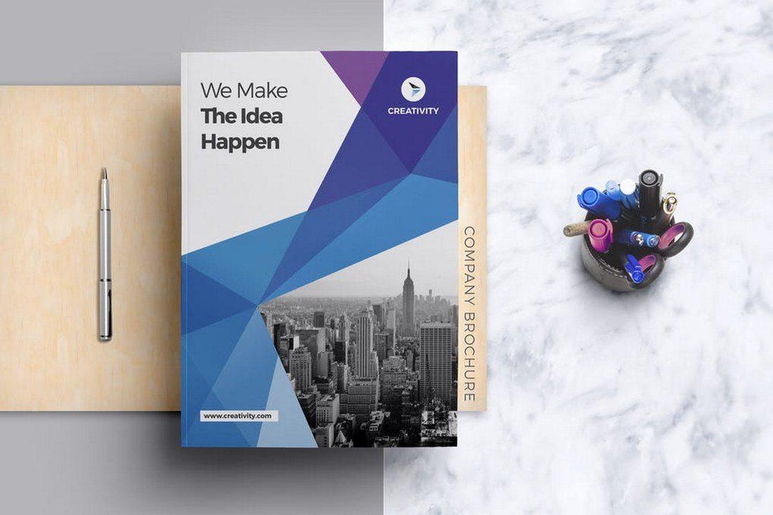 70+ Modern Corporate Brochure Templates 23