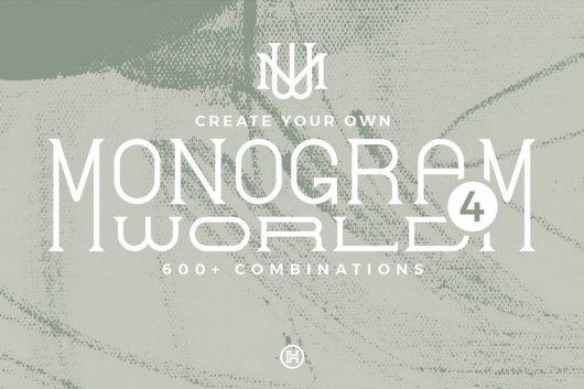 Monogram World - Monogram Bundle