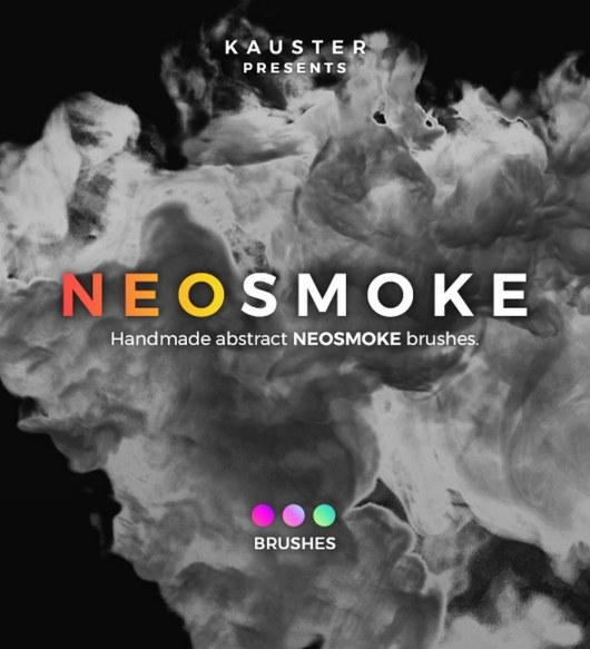 Neosmoke Photoshop Brushes