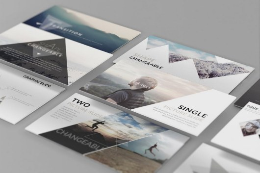 Perspective Website PSD Mockup Template