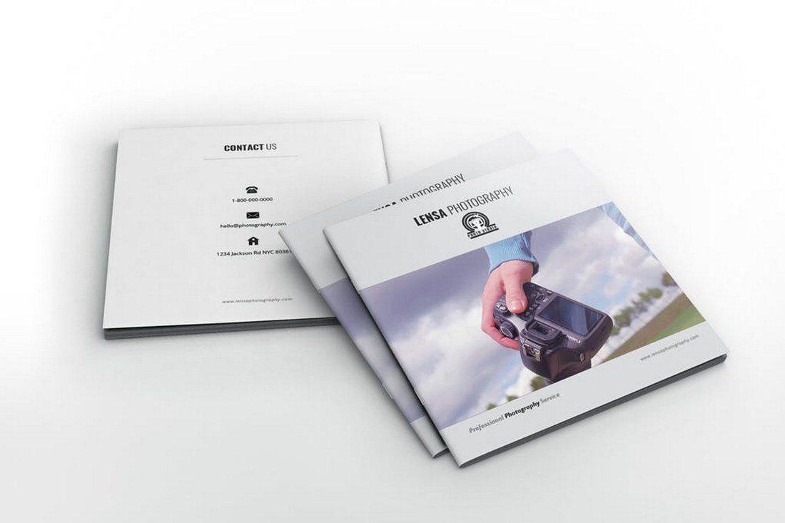 70+ Modern Corporate Brochure Templates 28