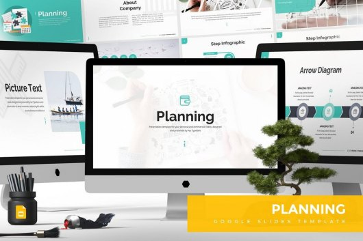 Planning Google Slides Template